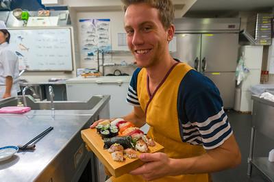 Sushi Mads Style