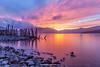Lake Chuzenji, Nikko National Park, Tochigi, Japan.