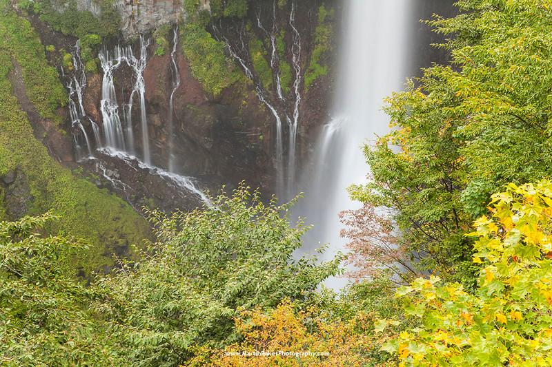 Kegon Falls, Chuzenji-ko, Nikko National Park, Tochigi, Japan.