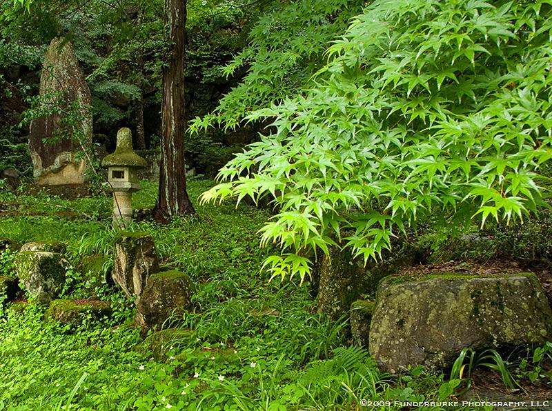 Takayama Gardens, Japan