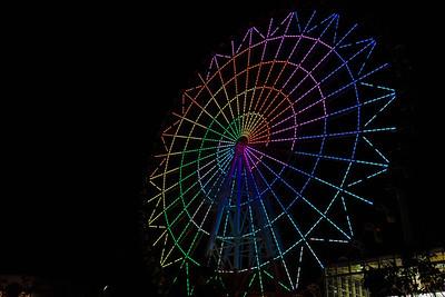 Ferris Wheel in Odaiba, Tokyo
