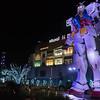 Giant robot in Odaiba, Tokyo