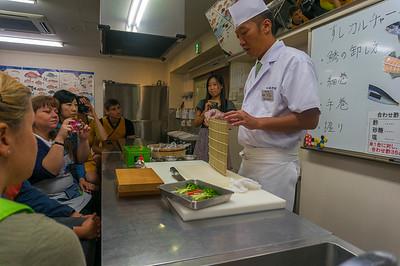 Learning to Make Sushi