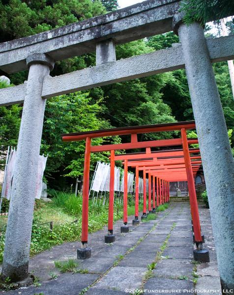 Torji Gates, Takayama, Japan