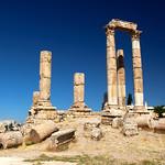 Temple of Hercules – Amman, Jordan – Photo