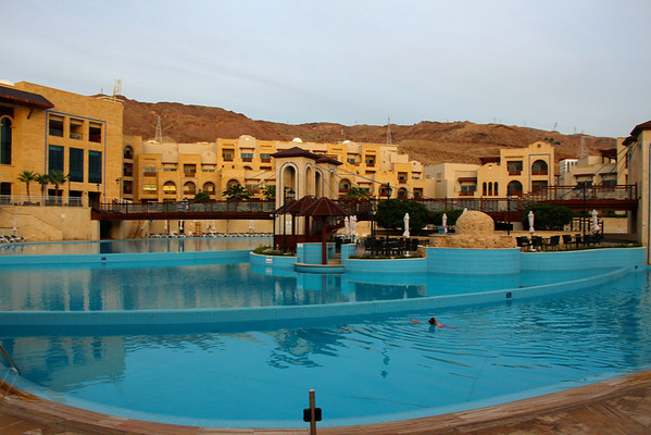 Crown Plaza Dead Sea, Jordan