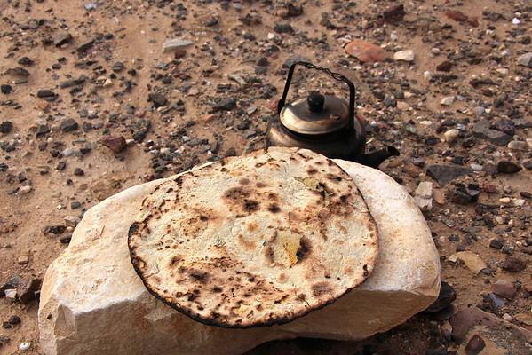 bedoin bread and tea