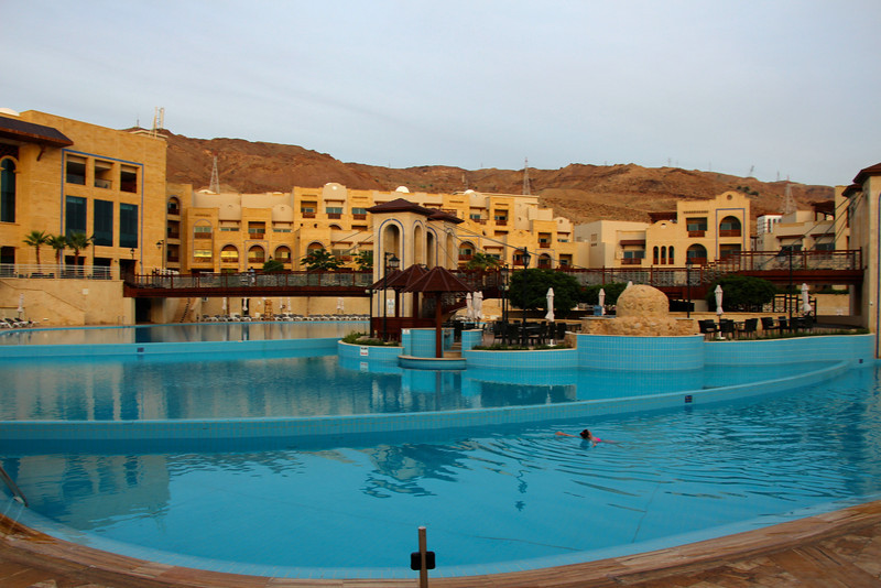 Crown Plaza Dead Sea