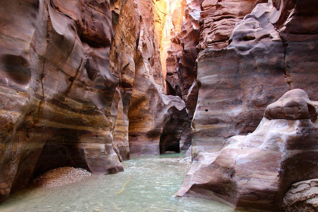 Wadi Mujib - Jordan - Photo