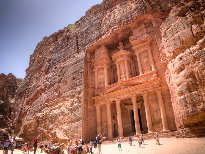 7 Things That Will Surprise A First-Time Visitor To Petra