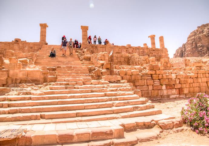 petra great temple