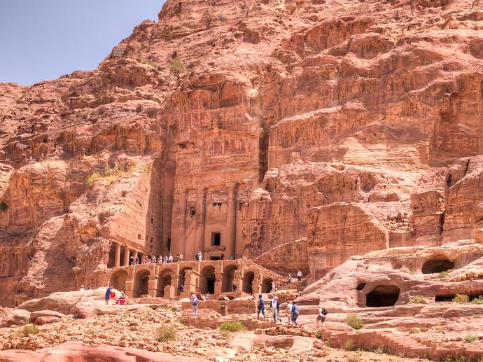 ancient city petra