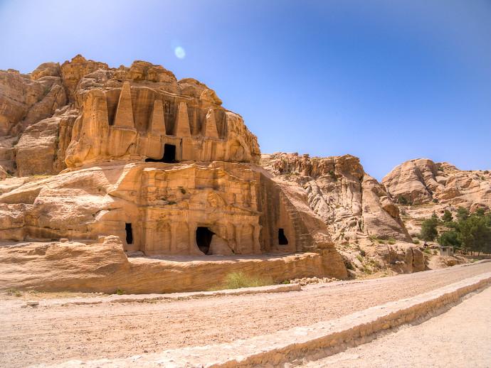 petra jordan sites