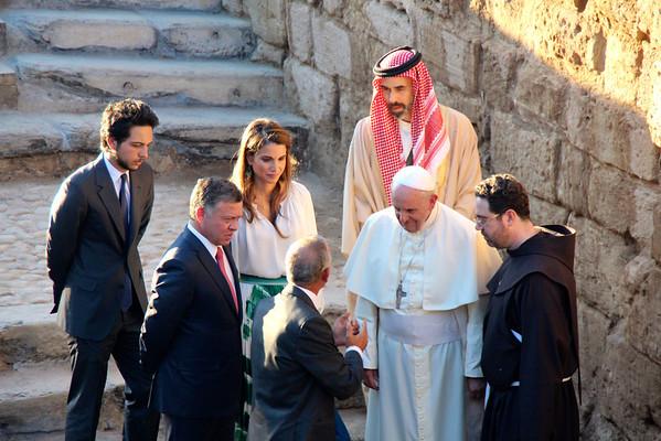 Pope's Visit to Bethany, Jordan