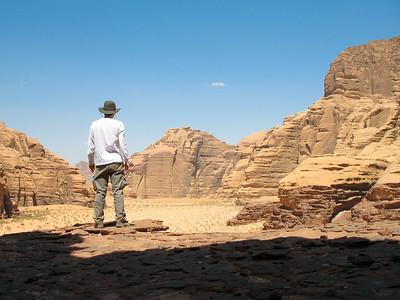 Solitude in the Wadi