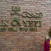 Arrival at the Yak & Yeti!