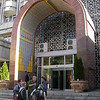 Kz 0001 bij Otrar hotel in Almaty