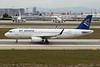 """P4-KBE Airbus A320-232 """"Air Astana"""" c/n 5968 Istanbul - Ataturk/LTBA/IST 09-10-18"""