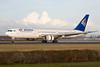 "P4-KCA Boeing 767-306ER ""Air Astana"" c/n 27612 Amsterdam/EHAM/AMS 03-02-10"