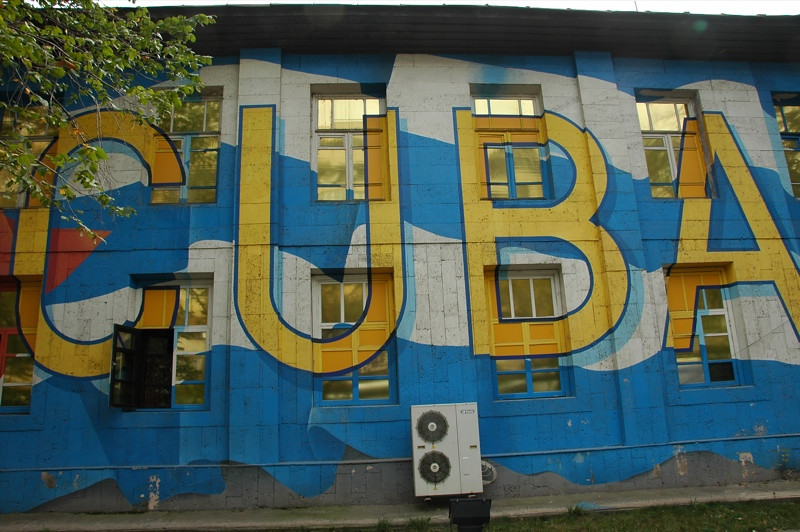 Cuba Bar - Almaty, Kazakhstan