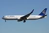 "P4-KEA Boeing 767-3KYER ""Air Astana"" c/n 42220 Frankfurt/EDDF/FRA 04-06-15"