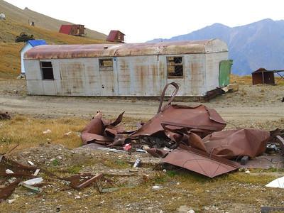 Kosmostansia Junk Yard - Almaty, Kazakhstan