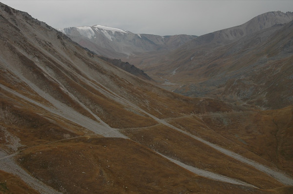 Tian Shan Mountains Outside Almaty, Kazakhstan