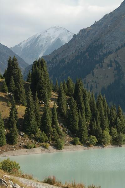 Big Almaty Lake, Tian Shan Mountains - Almaty, Kazakhstan