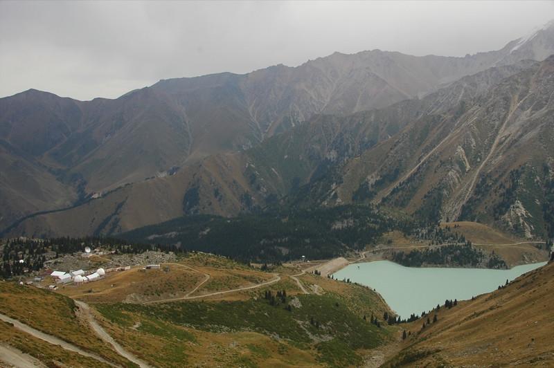 Tian Shan Observatory and Mountains - Almaty, Kazakhstan