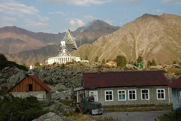 Tian Shan Observatory - Almaty, Kazakhstan