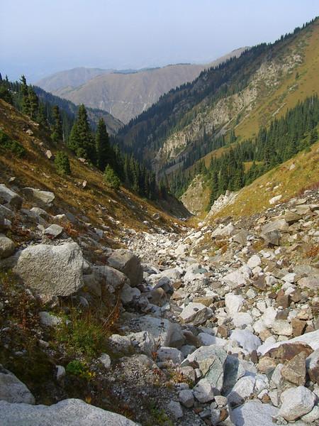 Tian Shan Mountains, Beautiful View - Almaty, Kazakhstan