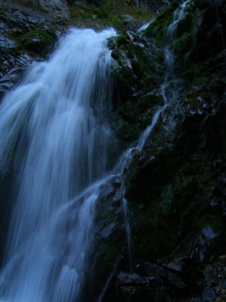 Lost in Tian Shan Mountains, Final Waterfall - Almaty, Kazakhstan