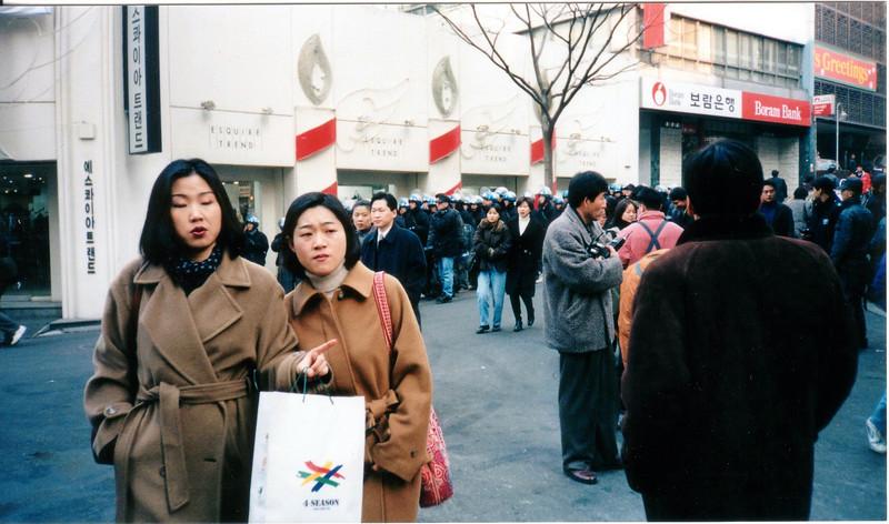 shoppers 1994, Seoul
