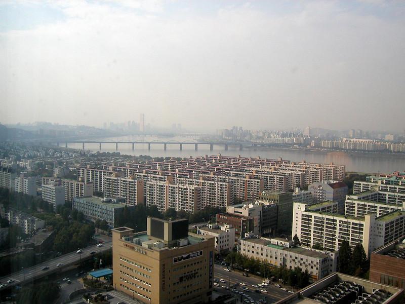 Seoul Korea, 2002