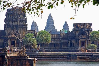 Angkor Wat, Siem Riep