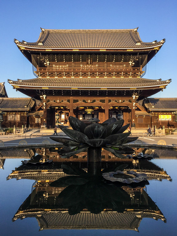 Higashi Honganji Temple | The best Kyoto Temples & Shrines