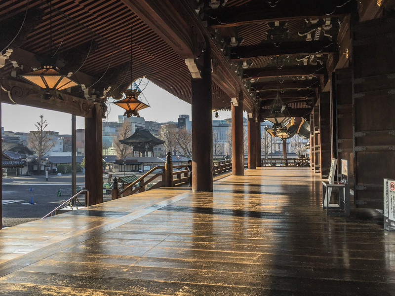 Higashi Honganji Temple | The best Kyoto Temples & Shrines