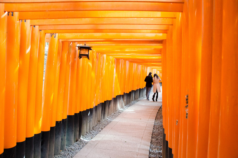 Fushimi-Inari Shrine | The Best Kyoto Temples and Shrine