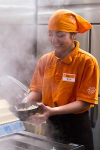 Kyoto Noodle Girl