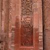Uz 2162 Uzgen mausoleum