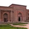 Uz 2157 Uzgen mausoleum