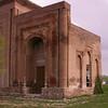 Uz 2158 Uzgen mausoleum
