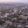 Uz 2143 Osh, uitzicht vanaf Suleyman-Too