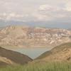 Kz 4204 bij Lake Toktogul
