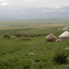 Kz 4386 jurts op zuidkant van Too-Asuu pas