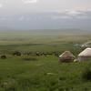Kz 4385 jurts op zuidkant van Too-Asuu pas