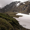 Kz 4435 noordkant van Too-Asuu pas (2564 m)