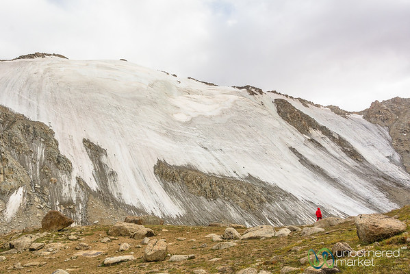 Glacier Walk, Koshkol Lakes - Alay Mountains, Kyrgyzstan