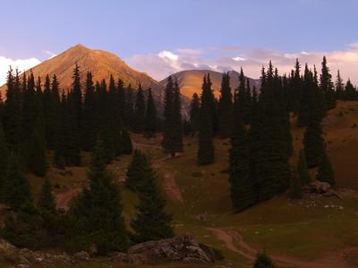 Trekking to Altyn Arashan - Karakol, Kyrgyzstan