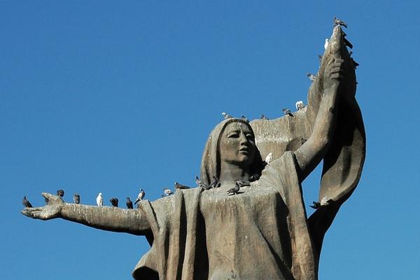 Statue of Martyrs - Bishkek, Kyrgyzstan